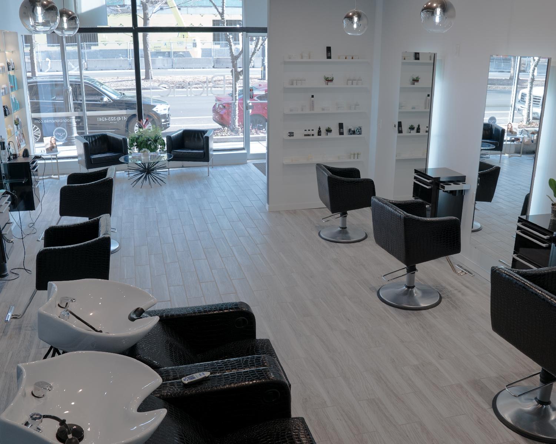 Salon Blanc Milwaukee Hair Salon, North End Hair Salon